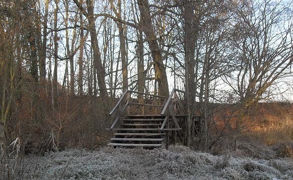 Auch in der kalten Jahreszeit ist das Wandern ein schöner Zeitvertreib, Foto: TEG
