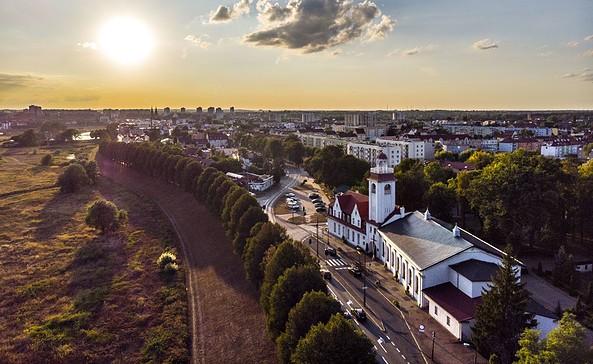 Alte Kirche Slubice, Foto: Agnieszka Wozna