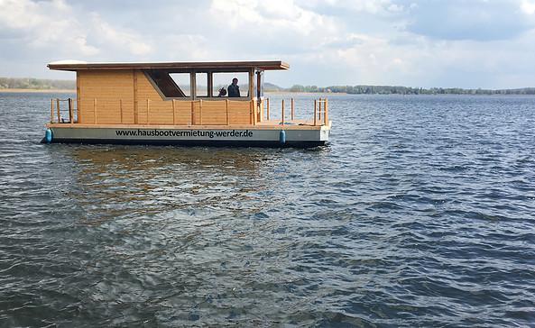 Foto: Hausbootvermietung Werder GbR