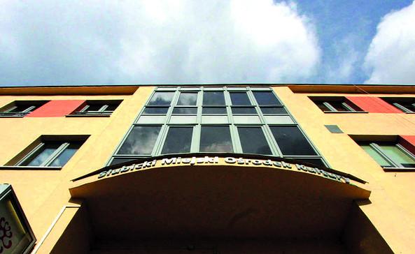 Slubicer Kulturhaus, Foto: Anna Panek-Kusz