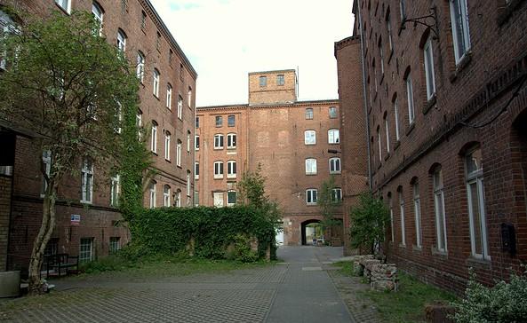 Gerstenberger Höfe, Foto: Aneta Szcześniewicz