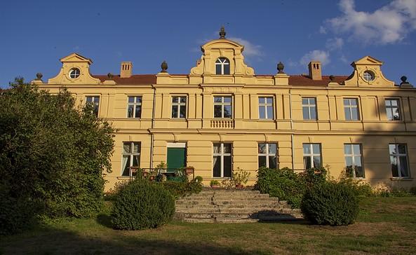 Gutshaus im Gutspark Köpernitz, Foto: ScottyScout
