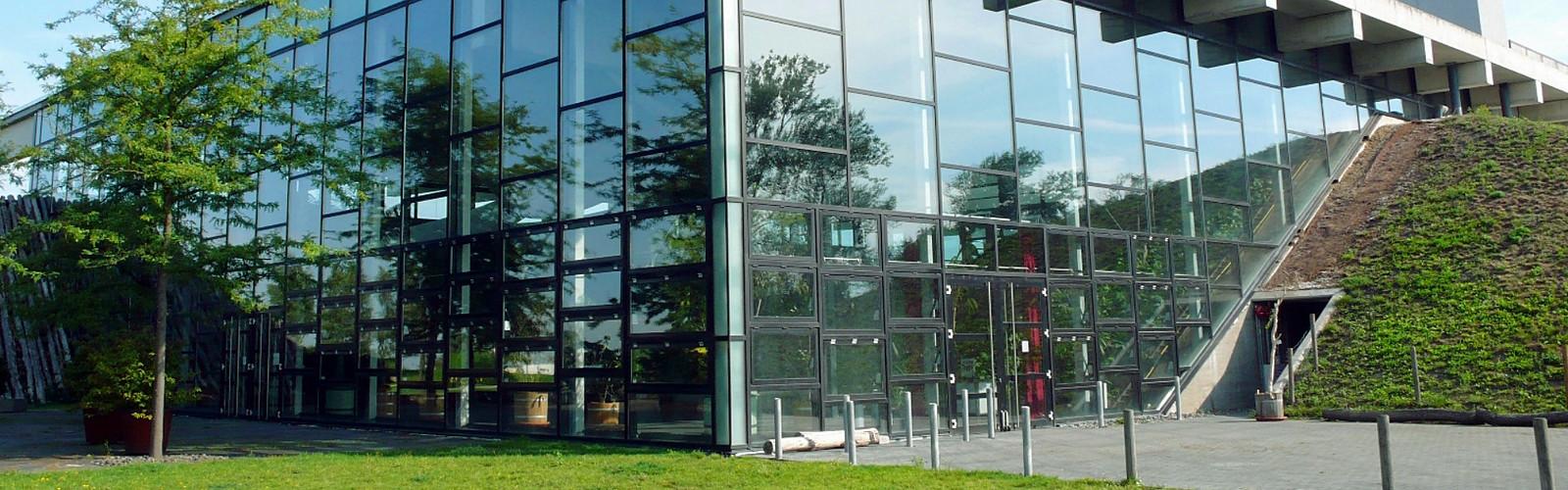 Eventhalle Orangerie Außenansicht (c) Tina Merkau