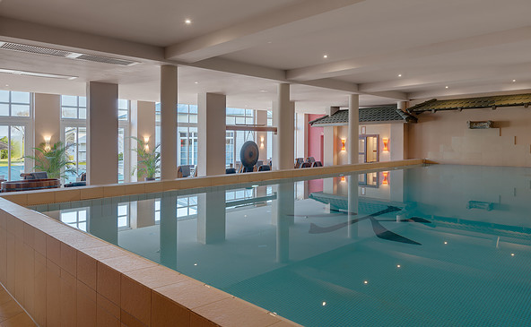 Pool im SPA & Wellness