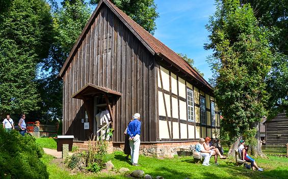 Kirchlein Am Welsetal – Ort der Glambecker Claviermusiken