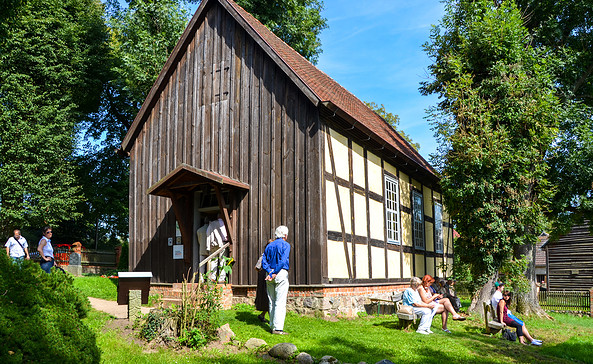 Kirchlein Am Welsetal, Foto: Amt Joachimsthal (Schorfheide)
