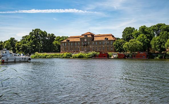 Schloss Plaue, Foto: TMB-Fotoarchiv/Steffen Lehmann