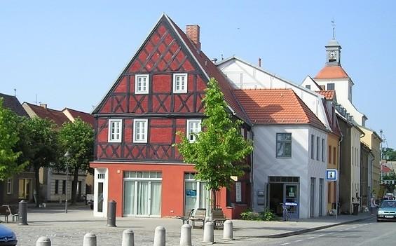 Tagestour 5 in die Historischen Stadtkerne Bad Belzig & Treuenbrietzen