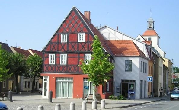 Blick auf Hakenbuden, Foto: Stadt Treuenbrietzen