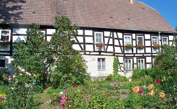 Mühle Wahrenbrück_Hausansicht, Foto: M. Mirbach