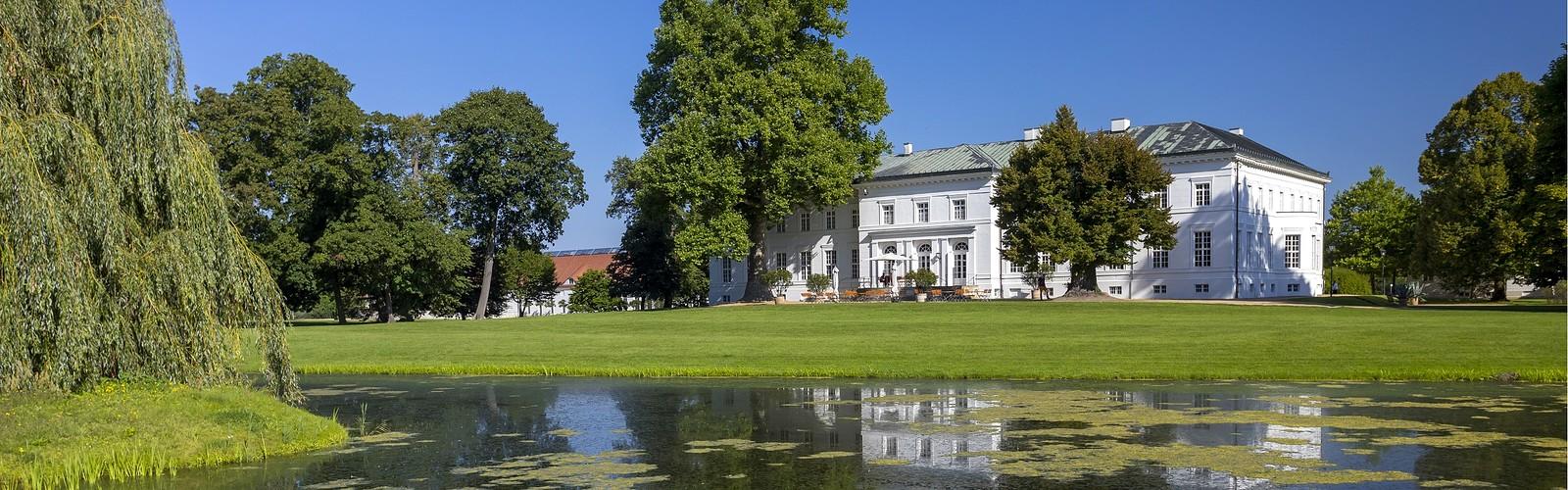 Schloss & Park Neuhardenberg, Foto: TMB-Fotoarchiv/Andreas Franke