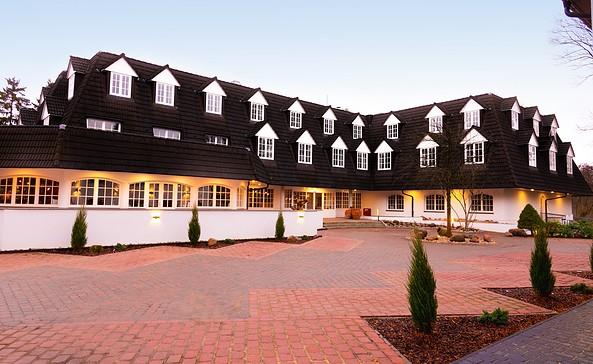 Hotel Villago Aussenansicht