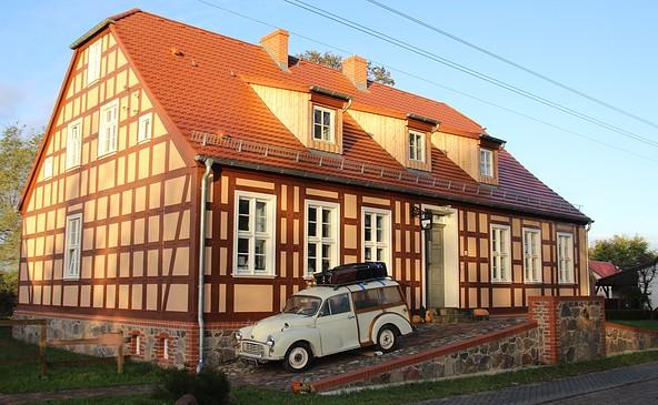 Schuberts Oderbruch Landpension, Foto: Friedhelm Brucherseifer