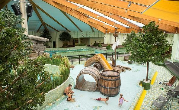 Kleinkindbecken im Spreewelten Bad, Foto: Spreewelten GmbH