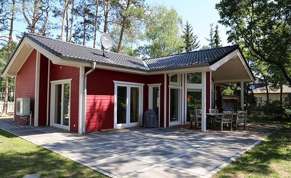 """Ferienhaus """"SjöHus"""", Foto: Marion Pods"""