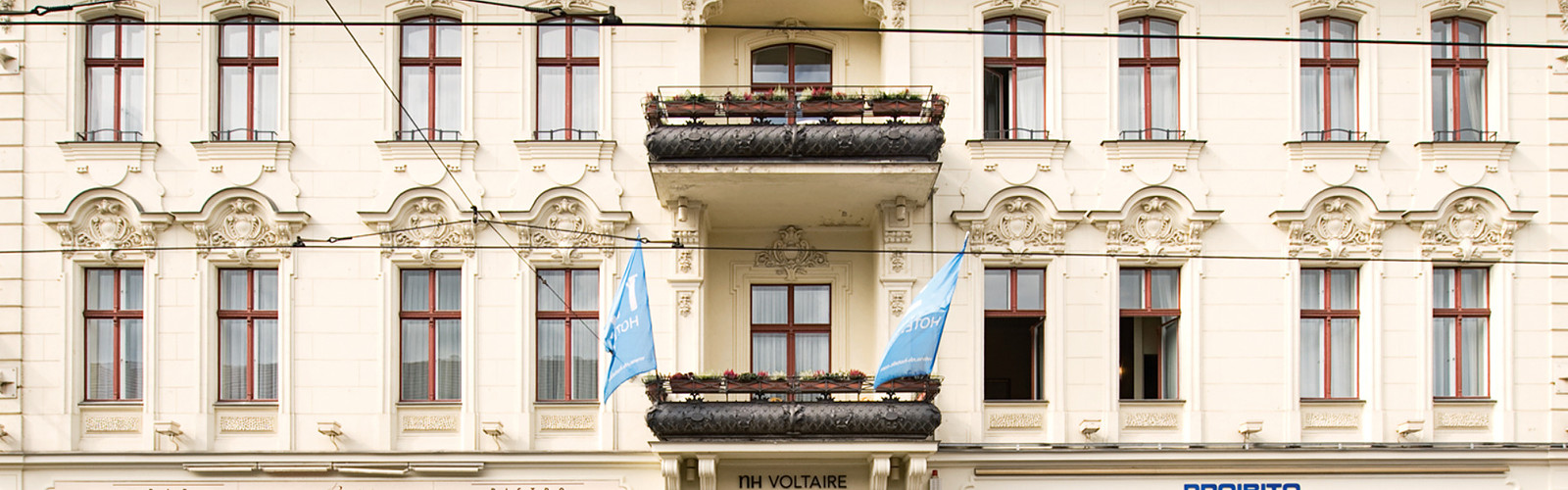NH Potsdam Hotelansicht (c) NH Hotel Group c/o NH Potsdam Voltaire