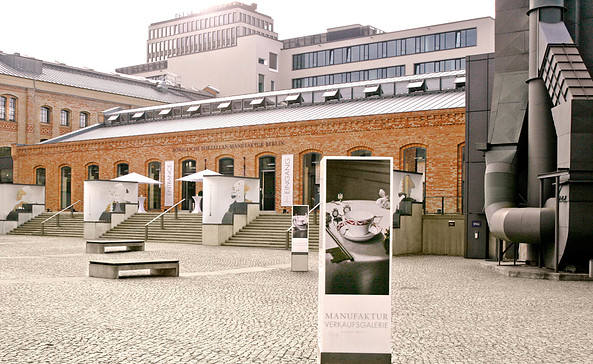Königliche Porzellan Manufaktur, Foto: KPM Berlin