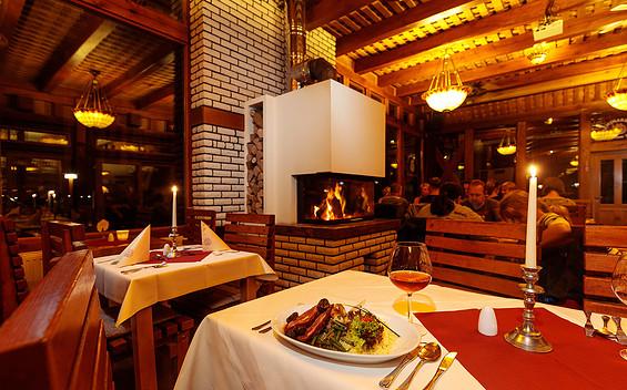 Anna Amalia - Restaurant mit Seeterrasse