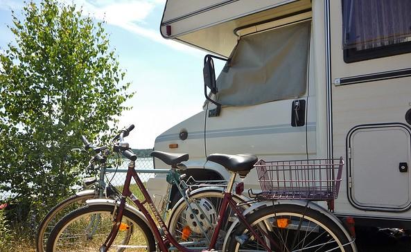 Camping im Seenland Oder-Spree, Foto: Daniela Häfner