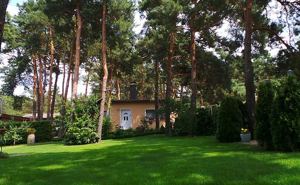 """Ferienhaus """"Kiefernwäldchen"""" Mellensee, Foto: Ricarda Brandt"""