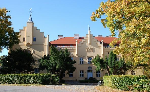 Schloss Nennhausen im Havelland, Foto: Tourismusverband Havelland e. V.