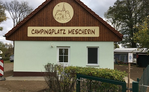 Campingplatz Mescherin, Foto: Campingplatz Mescherin