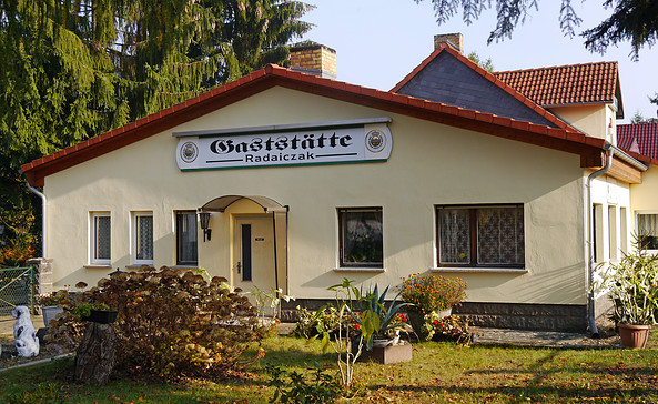"""Gaststätte """"Radaiczak"""", Foto: Andreas Jautze"""
