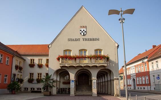 Stadtinformation Trebbin im Rathaus