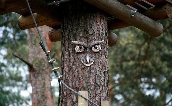 Kletterwald Lübben - Der Abenteuerpark im Spreewald