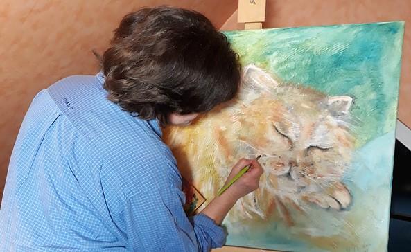 Lindengalerie Kunst- & Keramikwerkstatt, Foto: Marit Tantarn