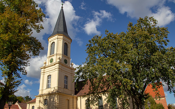 Dreifaltigkeitskirche, Zossen
