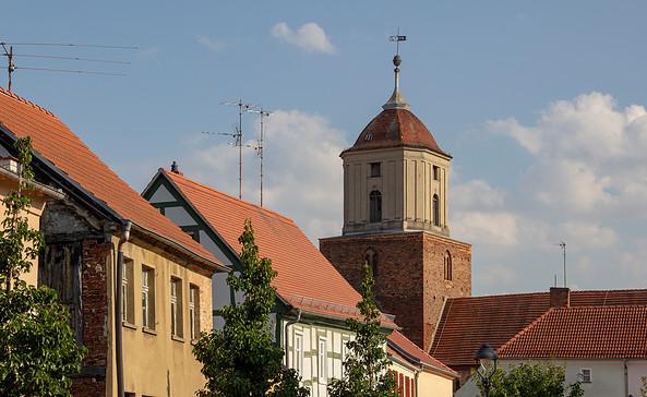 St.Nikolaikirche Treuenbrietzen, Foto: TMB-Fotoarchiv/ScottyScout