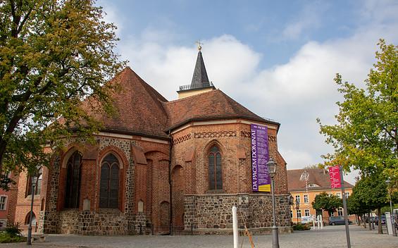 Stadtpfarrkirche St. Marien / St. Nikolai