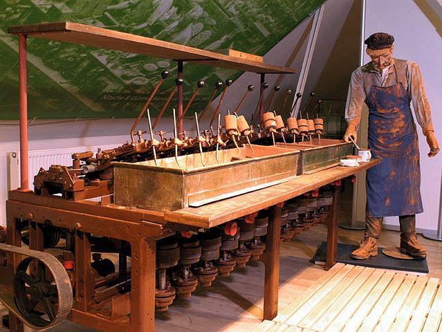 Optik-Industrie-Museum im Kulturzentrum Rathenow