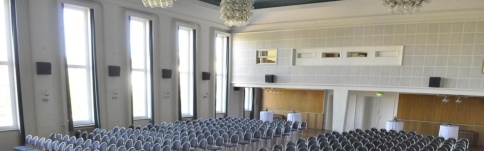 Saal, Foto: Kulturhaus Pritzwalk