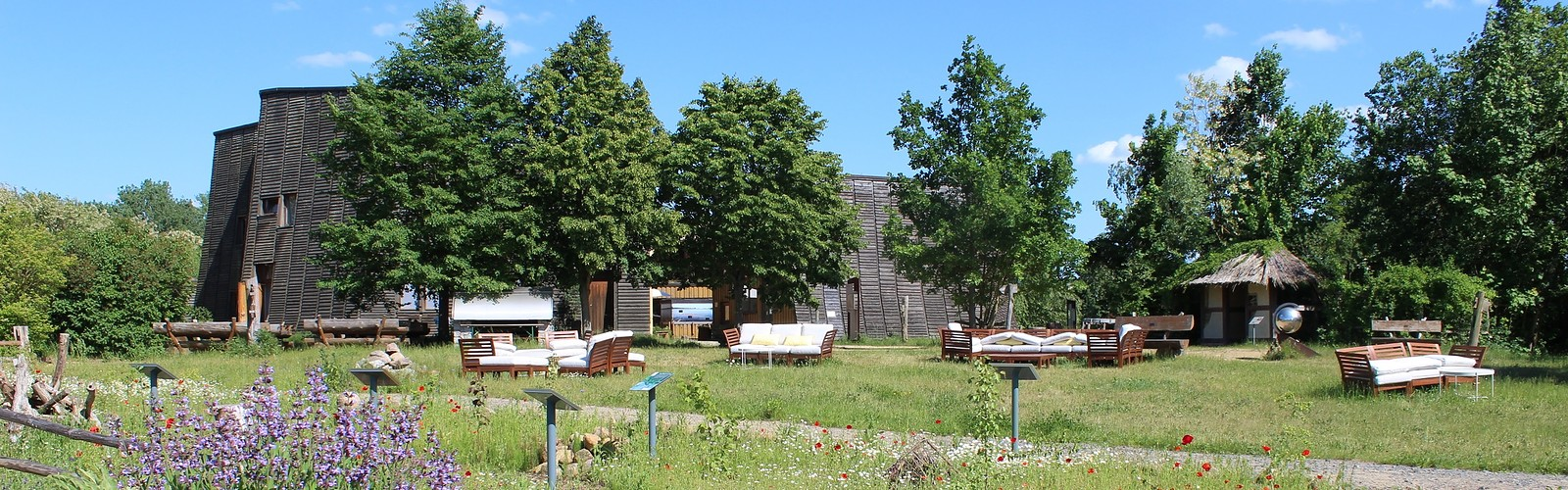 Naturgarten der Blumberger Mühle, Foto: Blumberger Mühle