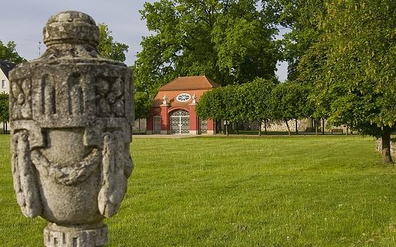 Schloss & Gut / Parkanlage Liebenberg