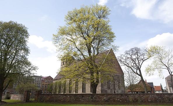 St. Sabinen, Foto: Köller/ Tourismusverein Prenzlau