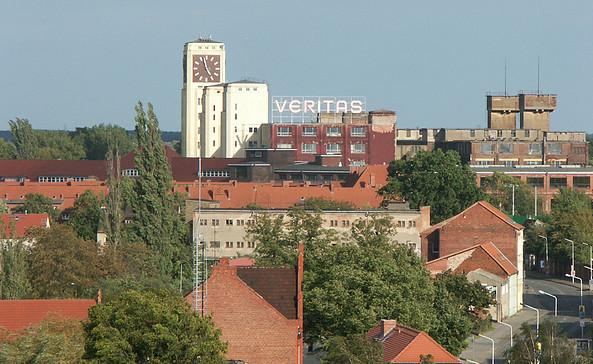 Uhrenturm Wittenberge, Foto: G. Baack