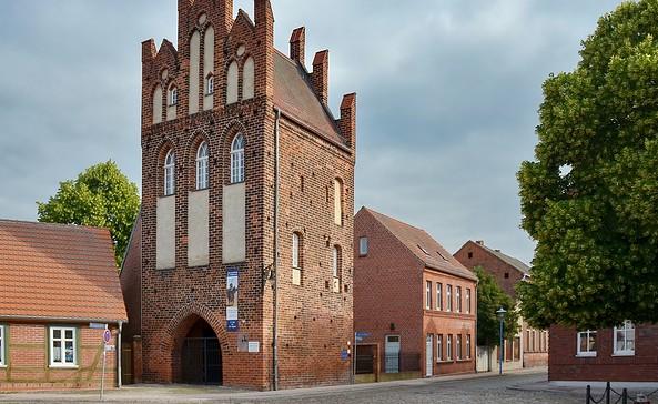"Stadtmuseum ""Alte Burg"" Wittenberge, Foto: Jens Wegner"