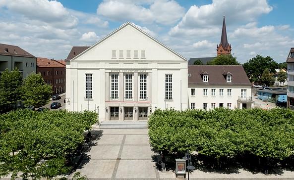Kultur- und Festspielhaus Wittenberge, Foto: Jens Wegner