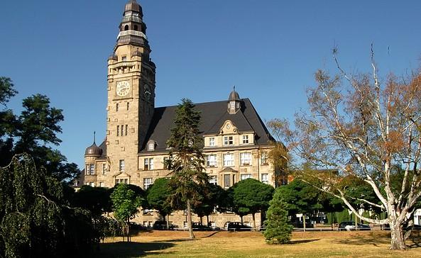 Rathaus Wittenberge