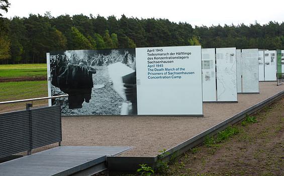 Gedenkstätte Todesmarsch im Belower Wald