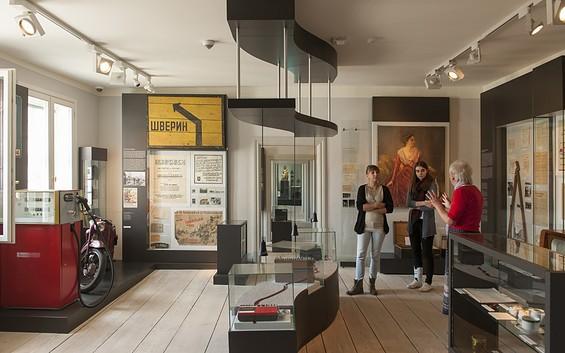 Wegemuseum Wusterhausen/Dosse