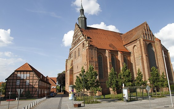 Wunderblutkirche St. Nikolai Bad Wilsnack