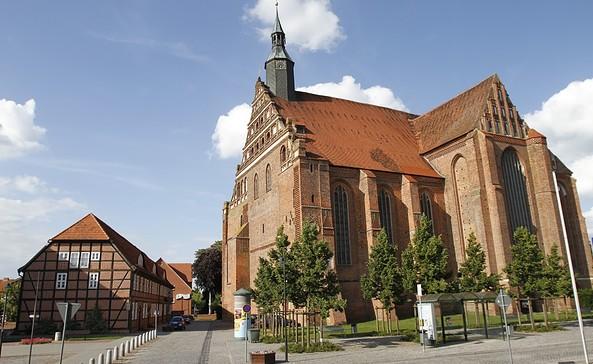 Wunderblutkirche St. Nikolai Bad Wilsnack, Foto: TMB-Fotoarchiv/Steffen Lehmann
