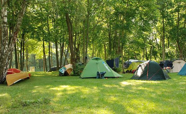 Campingplatz Marina Alter Hafen