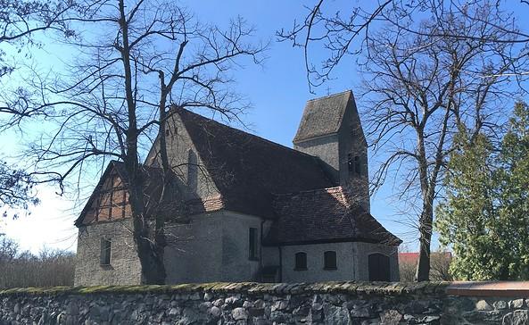 Dorfkirche Blankensee, Foto: Tourismusverband Fläming