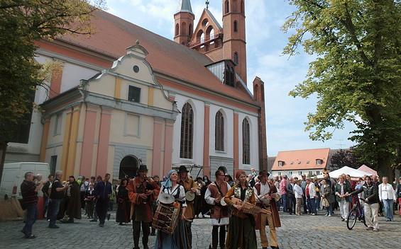 St. Marien Kirche, Kyritz