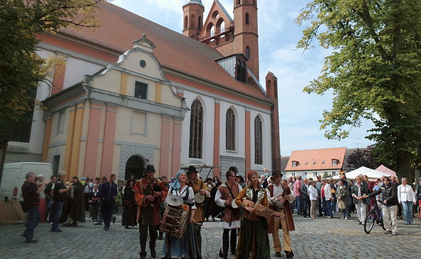 St. Marien Kirche in Kyritz, Foto: Gemeindebüro Michael Schulze